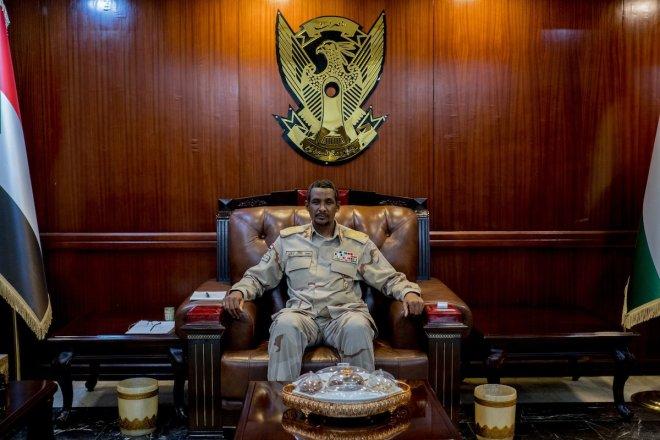 Sudan, Sudan Government, African Uprising, Lt. Gen. Mohamed Hamdan, Mohamed Hamdan, KOLUMN Magazine, KOLUMN, KINDR'D Magazine, KINDR'D, Willoughby Avenue, WRIIT, Wriit, African History,
