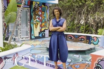 Dr. Joy Simmons, African American Art, Black Art, Art Collector, KOLUMN Magazine, KOLUMN, KINDR'D Magazine, KINDR'D, Willoughby Avenue, WRIIT, Wriit,