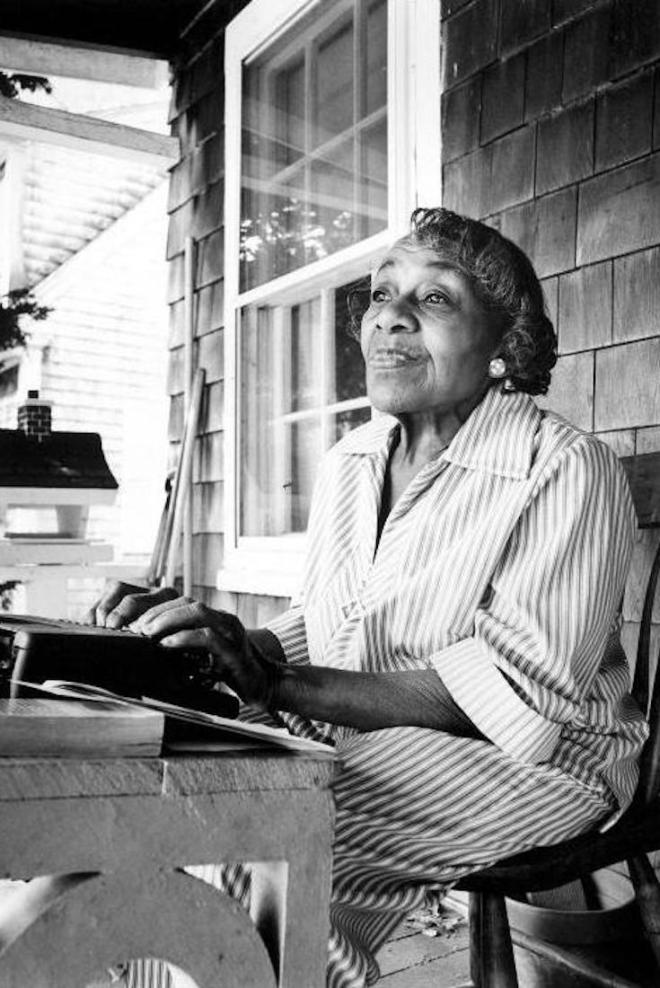 Dorothy West, African American Author, Black Author, KOLUMN Magazine, KOLUMN, KINDR'D Magazine, KINDR'D, Willoughby Avenue, WRIIT, Wriit,