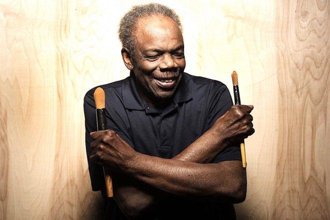 Sam Gilliam, African American Artist, Black Artist, African American Art, Black Art, KOLUMN Magazine, KOLUMN, KINDR'D Magazine, KINDR'D, Willoughby Avenue, WRIIT, Wriit,
