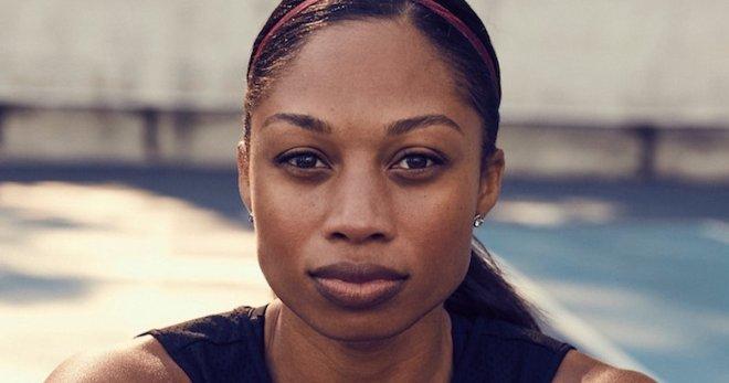 African American Athlete, Black Athlete, Allyson Felix, Usain Bolt, KOLUMN Magazine, KOLUMN, KINDR'D Magazine, KINDR'D, Willoughby Avenue, WRIIT,