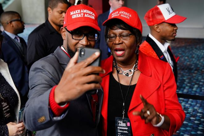 MAGA, Make America Great Again, Blacks For Trump, Donald Trump, American Racism, U.S. Racism, Black Conservatives, KOLUMN Magazine, KOLUMN, KINDR'D Magazine, KINDR'D, Willoughby Avenue, Wriit,