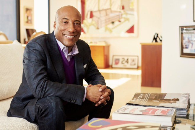 Byron Allen, Comcast, African American Entrepreneur, Black Business, African American Business, The Weather Channel, KOLUMN Magazine, KOLUMN, KINDR'D Magazine, KINDR'D, Willoughby Avenue, WRIIT,