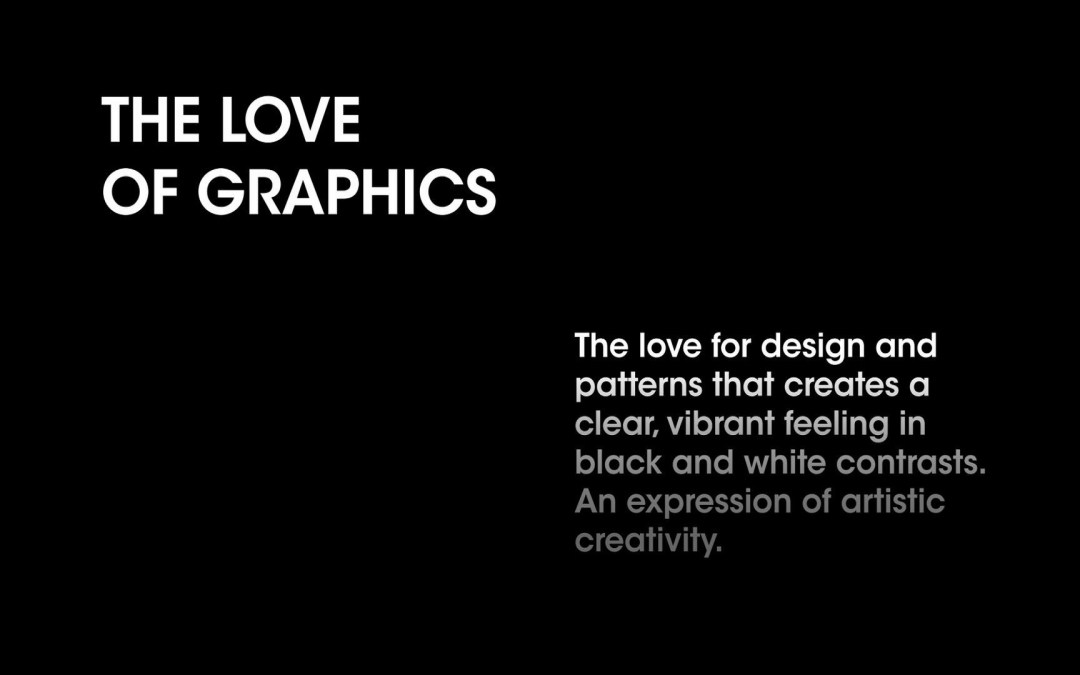 Love of Graphics