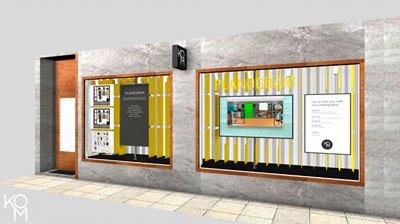 3D Planogram Fönster