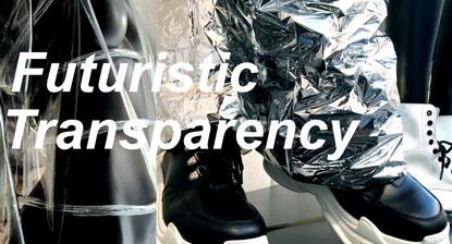 Futuristic Transparency