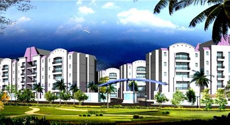 Ashray Studio Apartments, Baddi