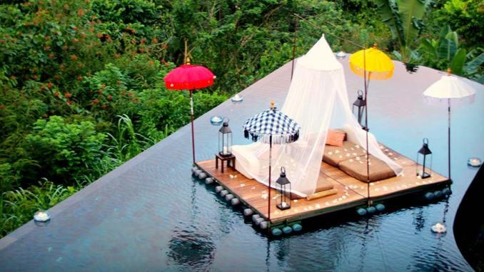 Hotel Ubud Hanging Gardens, Indonesia