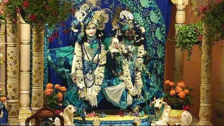 Hare Krishna Iskcon Temple
