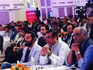 Rahul Mittra, Anurag Kashyap, Randeep Hooda, Actor, #Filmmaker, Film Producer, Producer, Director, Bollywood Celebrity , Producers, Uttar Pradesh, Sultana Daku, Wave Cinemas, Wave Group, Raju Chadha, Uttar Pradesh Chief Minister, Yogi Adityanath, CM Yogi Adityanath, Uttar Pradesh Investors Summit 2018