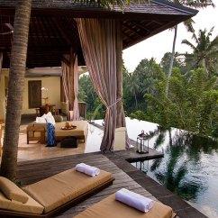 Indoor Hammock Chair Design Wedding One Bedroom Pool Villa Komaneka At Bisma, Ubud Bali Hotels Resort Spa Accommodat