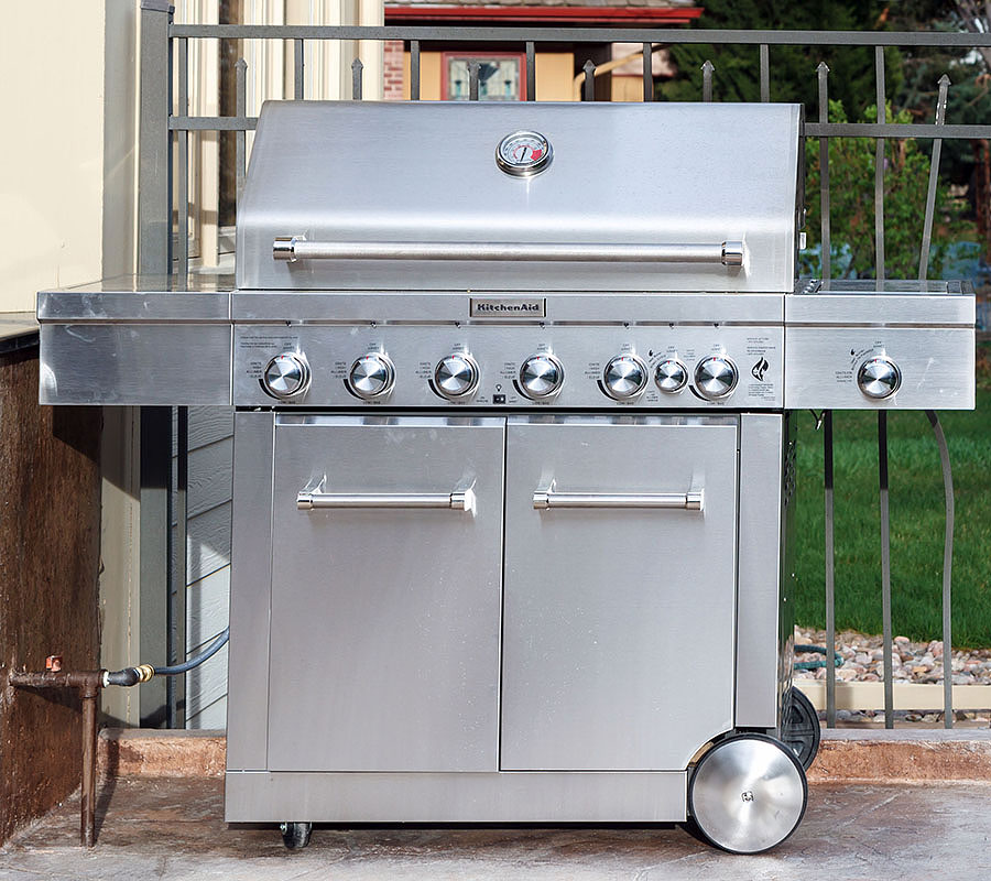 Kitchenaid Bbq  Kitchen