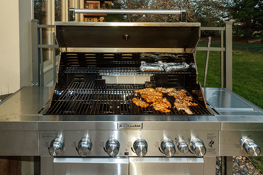 Review of Costco KitchenAid Nexgrill 7200856V BBQ Grill