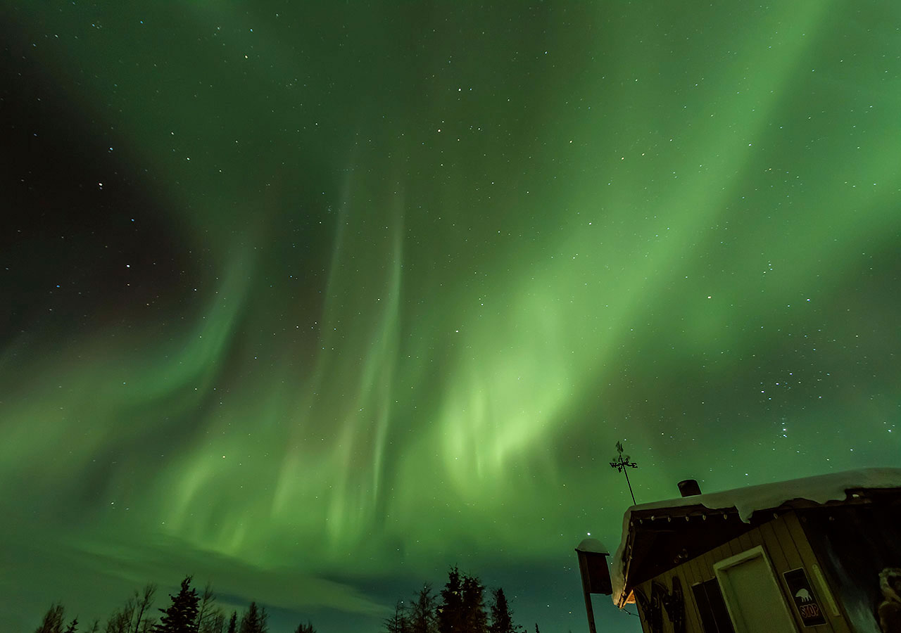 Churchill Canada Northern Lights  WOW