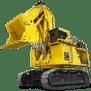 Komatsu Pc5500 Large Excavator Service Manual Download
