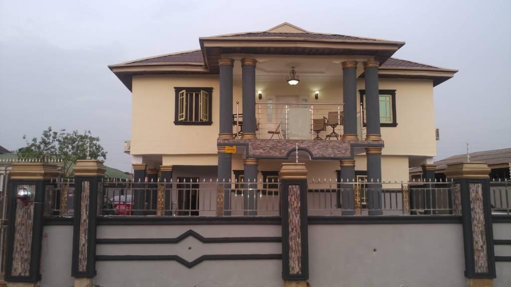 Trotty Apartments Hotel Iyana Ikpaja Lagos.