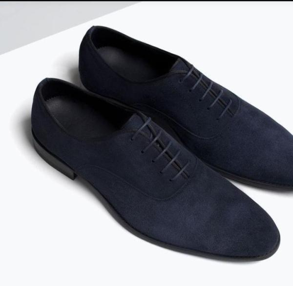 Men's Classic Suede Shoes For Any Occasion