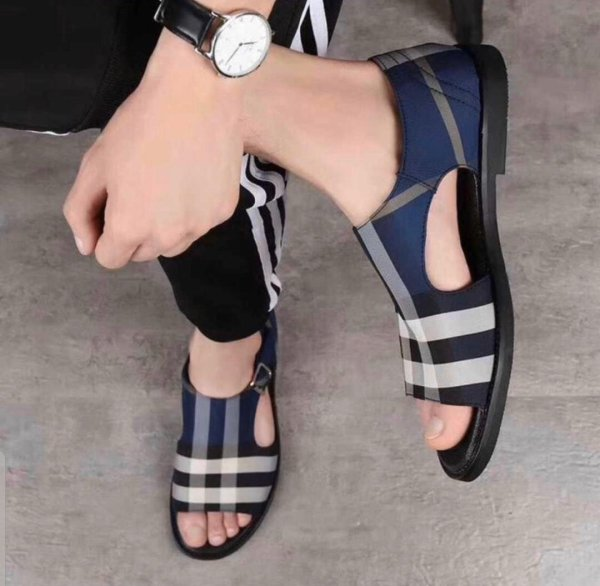 Burberry Slides Sandals For Sale In Lagos Nigeria