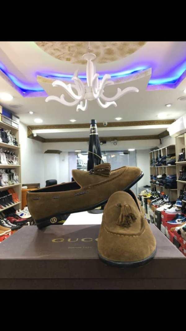 Shop Gucci Men's Dress Shoes In Nigeria Online