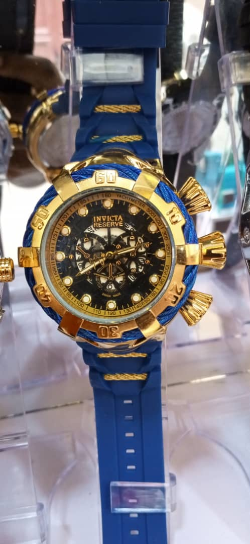Buy Quality Rubber Wrist Watch In Lagos
