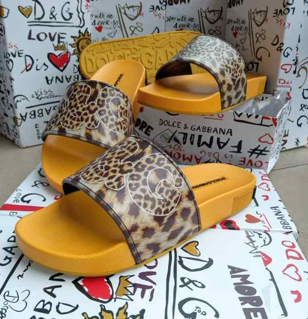 Buy D&G Slide Slippers Online In Nigeria