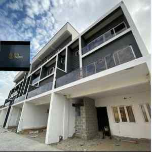 4 Bedrooms Townhouses For Sale At Lekki Nigeria