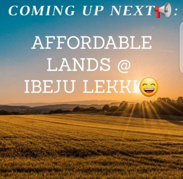 Affordable Lands For Sale In Ibeju Lekki