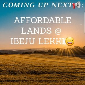 Affordable Lands For Sale In Ibeju Lekki