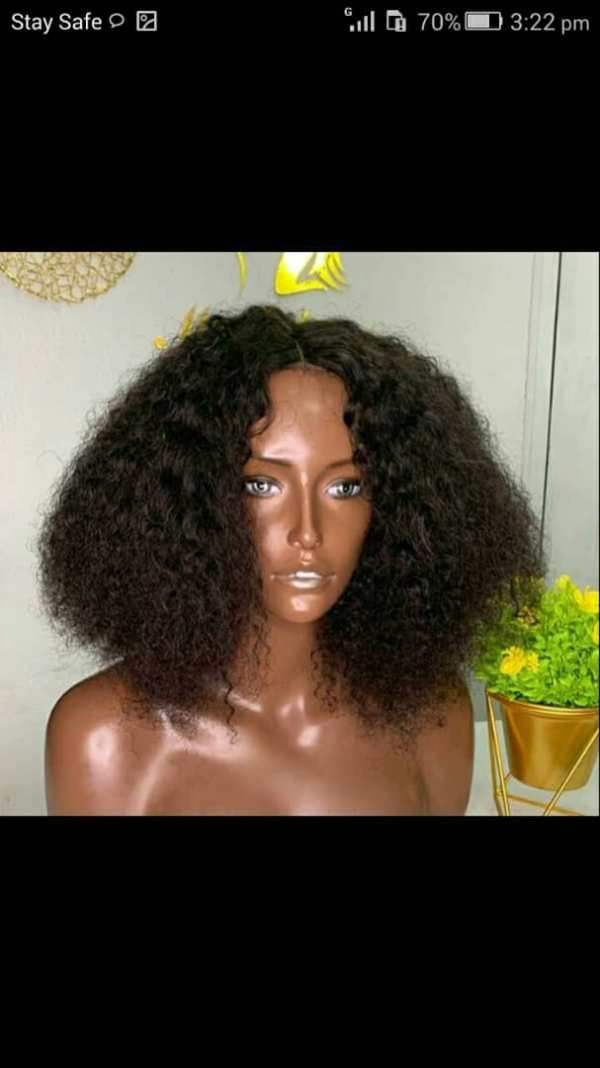 Deep Wave Curls Human Hair In Nigeria For Sale