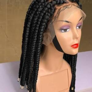 Frontal Braided Wigs For Sale In Lagos