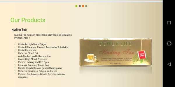 Best Kuding Tea For Sale In Abuja Nigeria