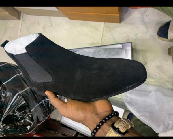 Chelsea Suede Boots For Sale In Nigeria