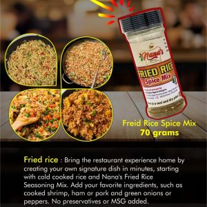 Fried Rice Spices And Herbs In Nigeria For Sale