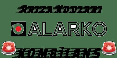 ArızaKodu Alarko
