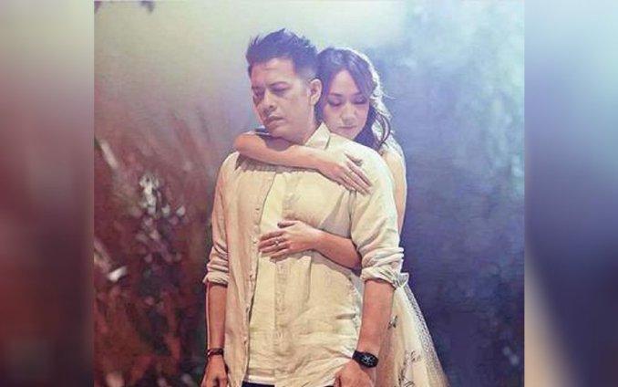 ANTARA babak dalam muzik video lagu Mencari Cinta.