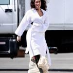 jonah hex megan fox sul set 4 mid 150x150 Megan Fox in Jonah Hex by Warner Bros