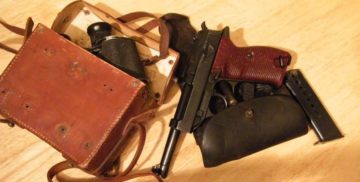 This One Is Mine: Walther P38 – The Kommando Blog