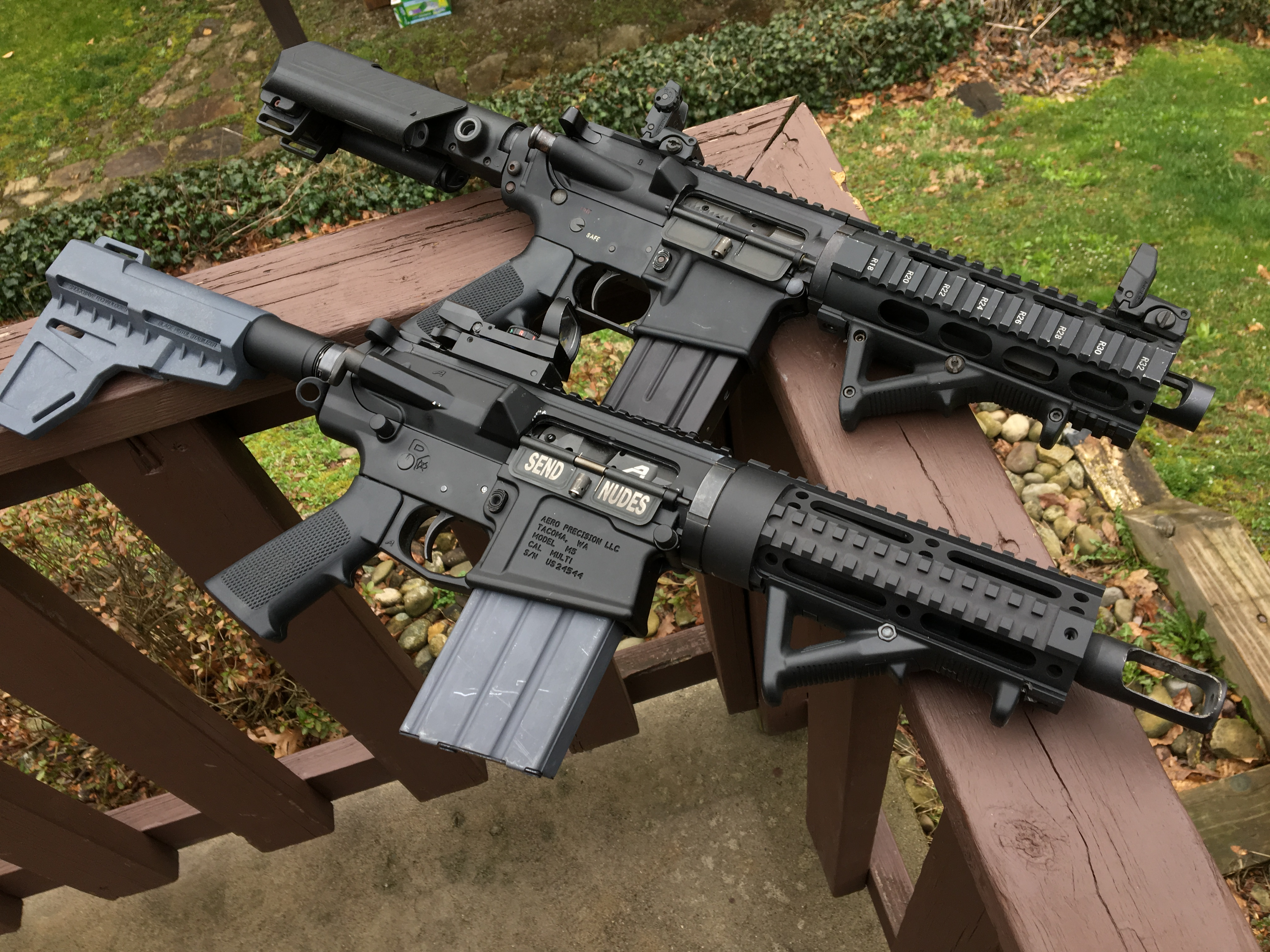 can you hear me now the trials and tribulations of building an ar