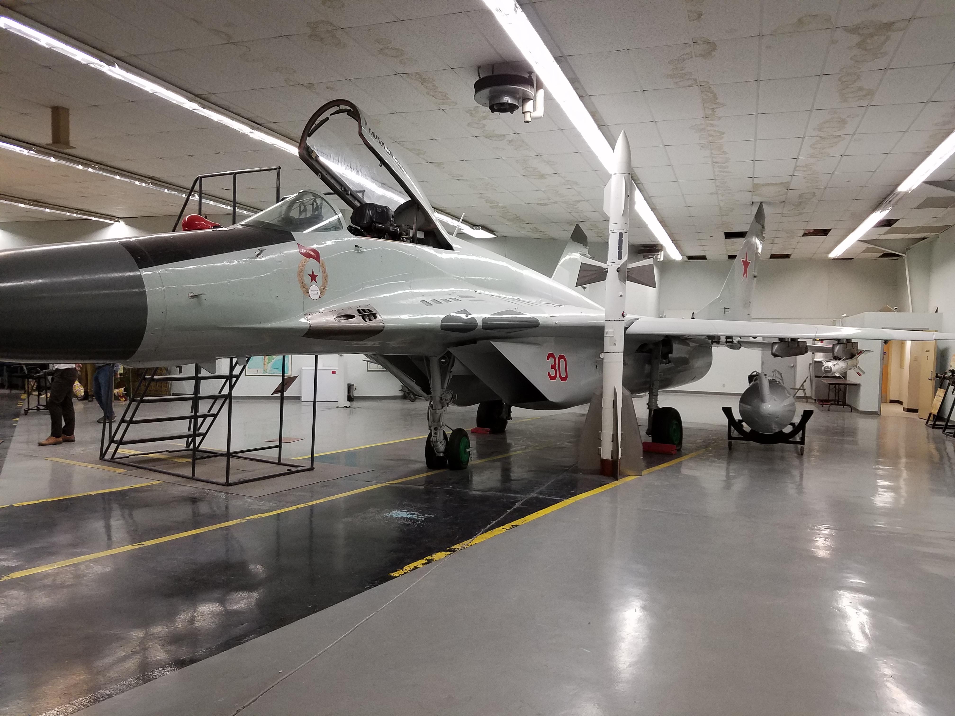 MiG-29c FULCRUM