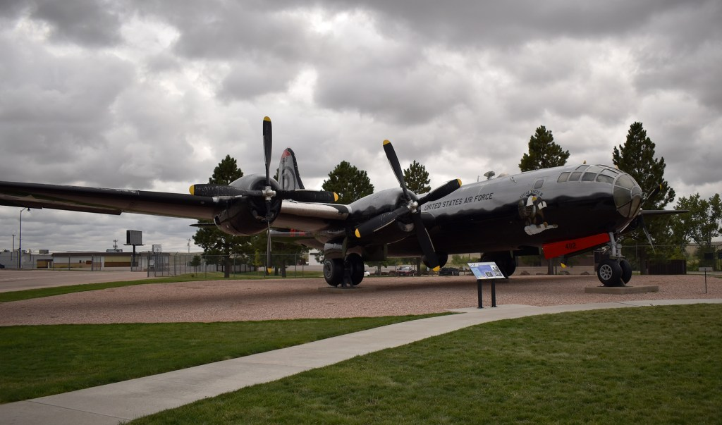 USAF B-29 Super Fortress