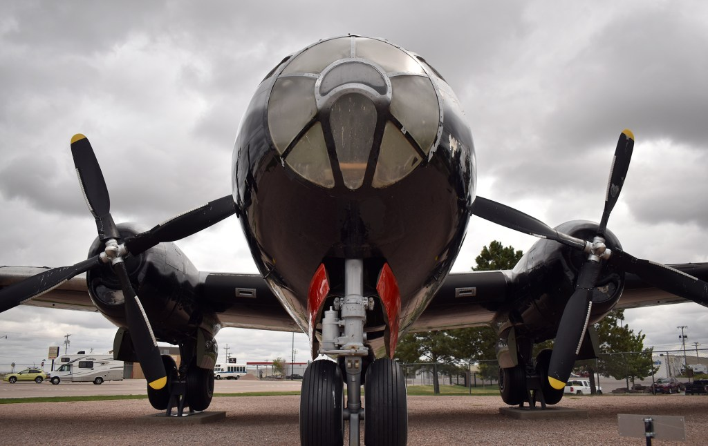 B-29 Superfortress - Nose View