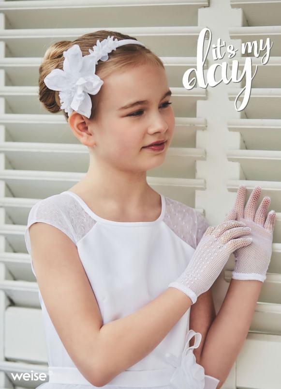 Bian Corella Kommunionkleid 2018 KommunionOnline Web12 Handschuhe