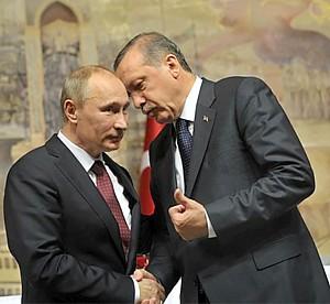 Erdogan-Putin ARAnews