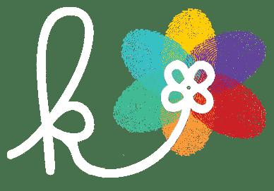 Logo abrégé Konnective blanc receveur