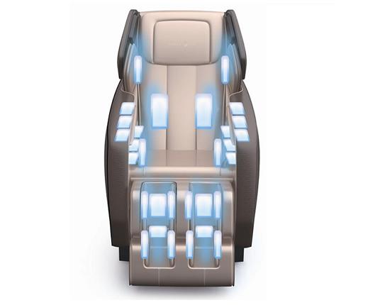 comtek massage chair high mat rokol rk-7805 zero gravity - komoder