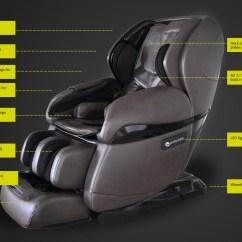 Comtek Massage Chair French Print 4d Komoder Luxury Km9000 By