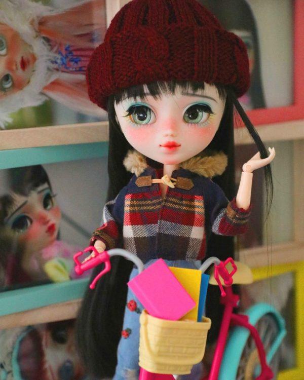 Dolly Week #48 Pullip Rides - Komonogatari