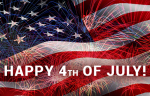 All Komoon Locations Closed on July 4th