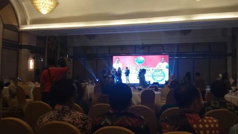 Acara Pamit Kenal Kepala BNNP Jawa Timur Brigjen Pol. Drs. Fatkhur Rahman, SH., MM