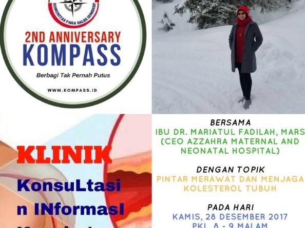 Program KLINIK Kompass 28 Desember 2017